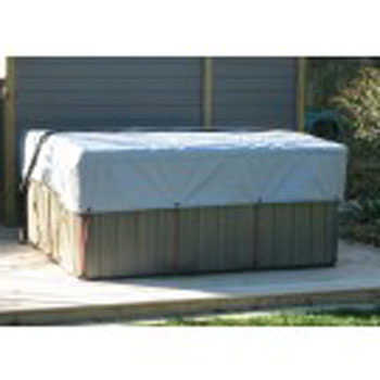 Hot tub blanket