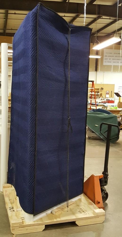 Custom Blanket Exhibit cover
